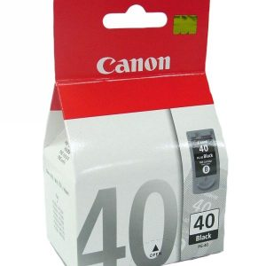 Canon 40 Black Ink Cartridge