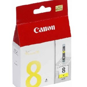 Canon 8 Yellow Ink Cartridge