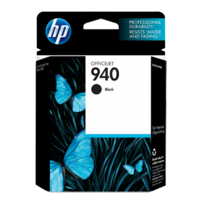 HP 940 Black Ink Cartridge
