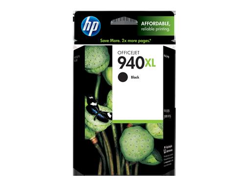 HP 940XL Black Ink Cartridge