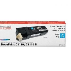 Xerox 1110 Cyan Toner Cartridge